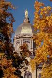 Notre Dame Campus Shots