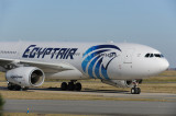Egyptair   Airbus A330-200   SU-GCF new colours