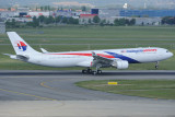 Malaysia Airlines Airbus A330-300 F-WWYX / 9M-MTB new colours