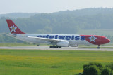 Edelweiss Airbus A330-300 HB-JHQ