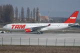 TAM Airbus A330-200 PT-MVH The oldies