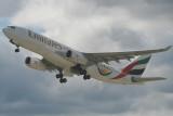 Emirates Airbus A330-200 A6-EAI