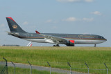 Royal Jordanian Airbus A330-200 JY-AIG