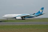 Oman Air Airbus A330-200 A4O-DC