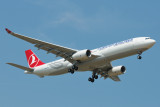 Turkish Airlines Airbus A330-300 TC-JNN