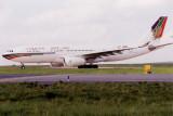 Gulf Air Airbus A330-200 A9C-KB Old colour scheme