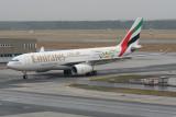Emirates Airbus A330-200 A6-EKT