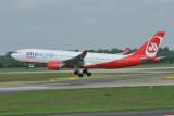 Air Berlin Airbus A330-200 D-ABXA Oneworld