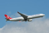 Turkish Airlines Airbus A330-300 TC-JNK