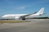 Hongkong  Jet Airbus A330-200 VP-CBE All white