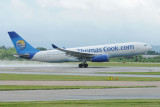 Thomas Cook Airbus A330-200 G-MLJL