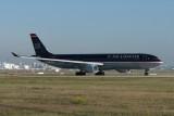 US Airways Airbus A330-300 N277UW