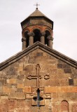 Turret with cross