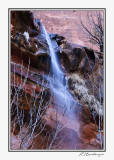 Lower Emerald Pool Waterfall