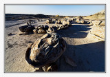 Bisti Badlands - Color