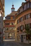 De Stein am Rhein à Schaffouse