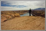 At the Edge of Glen Canyon