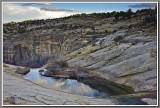 Upper Calf Creek Falls, at the Edge