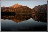 Jenny Lake Sunrise