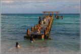 On the Dock, Playa del Carmen