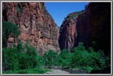 Narrows Entrance, Zion
