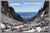 Middle Teton Hike 2012