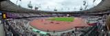 6th August 2012 - Olympic Stadium