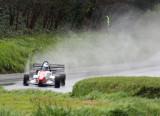speed in the rain