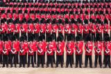2012 and 2014 Trooping the Colour