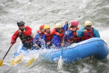 I'm Whitewater Rafting!