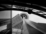 Snail's-Eye View of the Space Needle