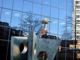 Reflecting Seattle