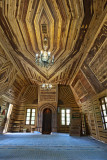 Wooden Mosque 1/2 (Interior)