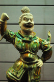 God, Tri-color Pottery, Tang Dynasty, Shaanxi State History Museum