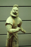 Arabian Merchant, Tri-colors Pottery, Tang Dynasty, Shaanxi State History Museum