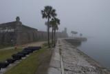 Ft Matanzas Battery and Ramparts