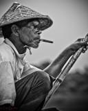 Ferryman of the Irrawaddy