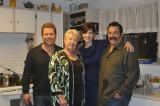 Grandma, Grandpa, Aunty Al and Dave