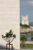 Belém Tower from the Champalimaud Foundation