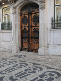 Door at Chiado