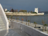 Belem Tower from Champalimaud Foundation
