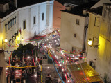 Alfama, the nights of the Popular Saints
