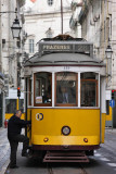 Tramway in downtown