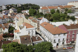 View from S. Vicente de Fora Church