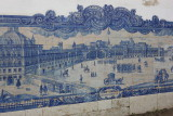 Tile of old Lisbon