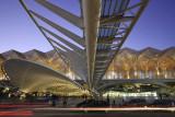Nations Park, Calatrava Railway Station