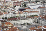 Figueira Square viewed from S. Jorge Castle