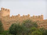 Chellah Fortress in Rabat