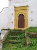 Door at Chellah