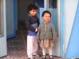 Children in Medina